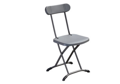 Table + Chaise Pliante Les Chaises reunion pas cher
