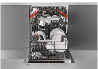 Lave-Vaisselle 16 Couverts Intégrable Rosières (RDSN2D622PB-47) L'Électroménager reunion pas cher