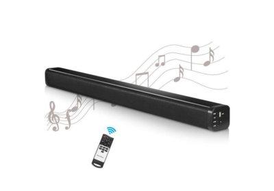 Barre De Son Bluetooth + Télécommande Les Barres de Son, Enceintes & Radios reunion pas cher