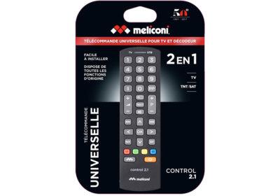 Télécommande Universelle Meliconi 2.1 Les Accessoires reunion pas cher