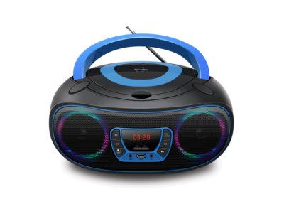 Boombox Radio CD MP3 Lumineux Les Barres de Son, Enceintes & Radios reunion pas cher