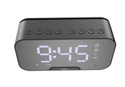Radio Réveil Bluetooth Les Barres de Son, Enceintes & Radios reunion pas cher