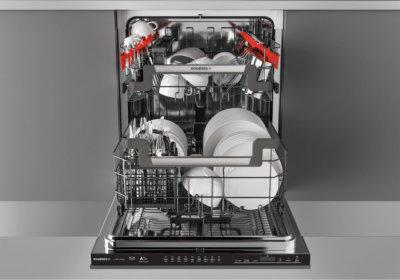 Lave-Vaisselle 16 Couverts Tout Intégrable Rosières (RDIN2D622PB47) L'Électroménager reunion pas cher