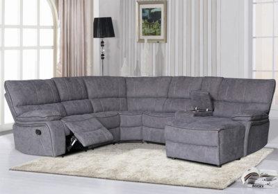 Salon d'Angle Relax Grand Confort Avec Méridienne La Relaxation reunion pas cher