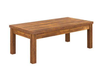 Table de Salon Rectangulaire Aerona Les Meubles de Complément reunion pas cher