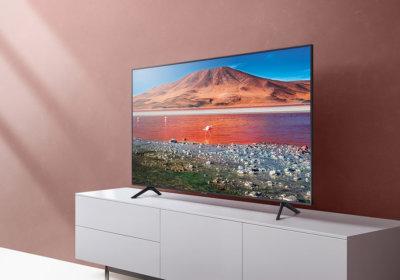 TV Led 4K HDR10+ 127cm Série 7 Samsung Les Téléviseurs reunion pas cher