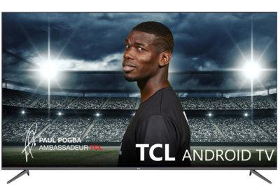 TV LED 4K HDR 50″127CM TCL (50P615) Les Téléviseurs reunion pas cher