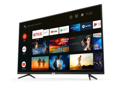TV LED 4K HDR 43″ 108 cm TCL (43P615) Les Téléviseurs reunion pas cher