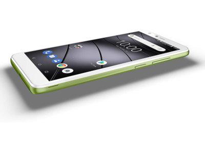 Smartphone 4G GS100 Gigaset Vert Mobiles / Tablettes / Casques & Écouteurs reunion pas cher