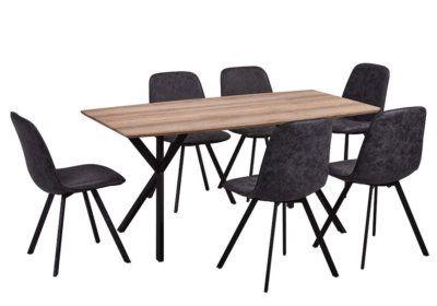Table à Manger Irène Les Salles à Manger reunion pas cher