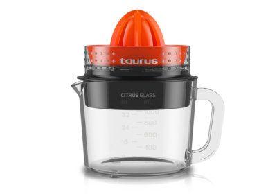 Presse-Agrumes Citrus Glass Taurus Les Boissons (Café, Thé, Jus) reunion pas cher