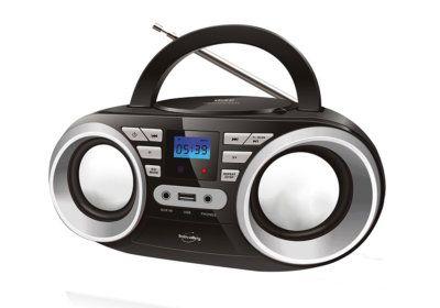 Radio CD USB Boombox (R102-2) Les Barres de Son, Enceintes & Radios reunion pas cher