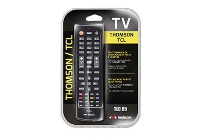 Télécommande TV Pour TCL / Thomson Meliconi (TLC005) Les Accessoires reunion pas cher