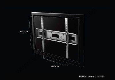 Support TV Mural Surefix 240 Sonorus (SUREFIX240) Les Accessoires reunion pas cher