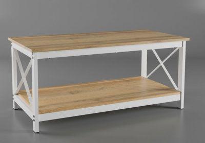 Table de Salon (Collection Leopold) Exclus Kit-M & Nulle Part Ailleurs ! reunion pas cher
