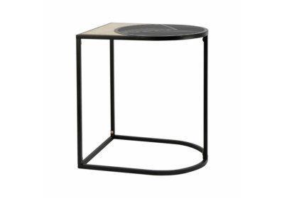 Table d'Appoint Design Zoé Les Meubles de Complément reunion pas cher