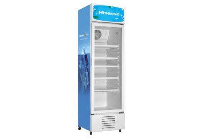 Vitrine Réfrigérée Hisense (FL50FC) L'Électroménager reunion pas cher