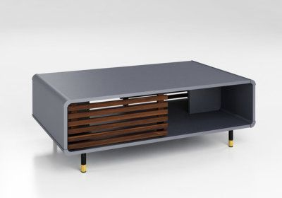 Table de Salon (Collection Ipanema) Exclus Kit-M & Nulle Part Ailleurs ! reunion pas cher