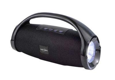 Enceinte Bluetooth + Lampe (HP136BTH) Les Barres de Son, Enceintes & Radios reunion pas cher