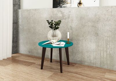 Table de Salon Scandinave Les Meubles de Complément reunion pas cher
