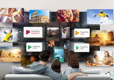 QLED TV 55″139 CM TCL (55C715) Les Téléviseurs reunion pas cher