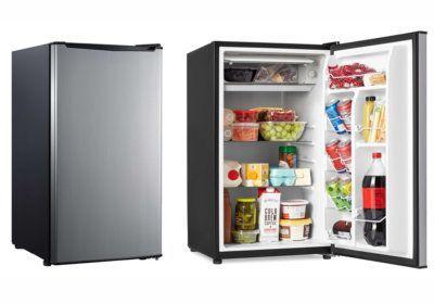Réfrigérateur 1 Porte Gris L'Électroménager reunion pas cher