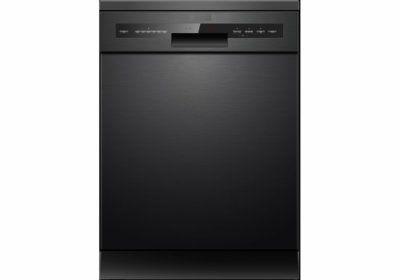 Lave-Vaisselle 12 Couverts Noir L'Électroménager reunion pas cher