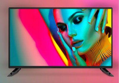 TV LED HD 32″ 81CM SMART TV (32MESHD21CJ) Les Téléviseurs reunion pas cher