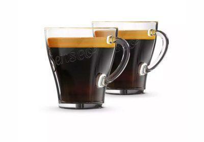 2 Tasses à Café en Verre Senseo (CA6510/00) Les Boissons (Café, Thé, Jus) reunion pas cher