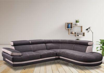 Salon d'Angle Design Les Salons & Fauteuils reunion pas cher